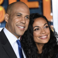 Cory Booker's Girlfriend, Rosario Dawson, Being Sued Over Allegedly Participating in Transphobic Physical Attack on Former Employee