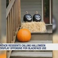 NAACP slams NY law firm over 'blackface' Halloween pumpkin display; Bed, Bath & Beyond pulls from stores