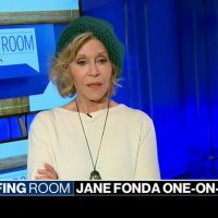 JANE FONDA: I've been 'a climate scientist for decades and decades'