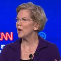 Elizabeth Warren Won't Provide Yes Or No Answer On Whether Her Health Plan Will Raise Taxes On Middle Class (VIDEO)