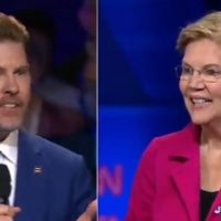BUSTED: Man Who Asked Elizabeth Warren Question In Viral Moment At CNN Event Was One Of Her Donors