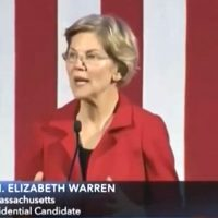 Elizabeth Warren Caught Telling Two Different Stories About Losing A Teaching Job Over Pregnancy (VIDEO)