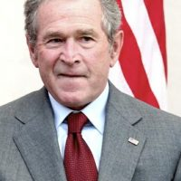 """Globalist Warmonger George Bush Slams Trump's """"Isolationist"""" Foreign Policy"""