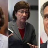 RINO Senators Romney, Collins and Murkowski Have NOT Signed Resolution Condemning 'Illegitimate Impeachment Inquiry'