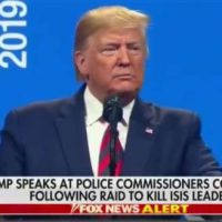 President Trump Takes Shot at Obama 'Another President Should Have Gotten Baghdadi, But to Me It Was Very Important' (VIDEO)