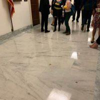 CLOWN SHOW: Dem Congresswoman Katie Porter Wears Batman Costume to Cast Vote in Committee