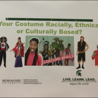 Michigan State U bans mustaches, sombreros, aliens in orange suits, Mexicans, Japanese, 'hypersexualized racism' for Halloween