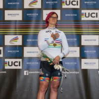Trans Cyclist Smashes World Records At Women's Championship Event