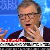 "Bill Gates Found Jeffrey Epstein's Lifestyle ""Intriguing"""