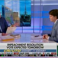 "Gregg Jarrett Schools Neil Cavuto on Schiff's Secret Basement Probe: ""This Is Twice as Ludicrous as the Original Trump-Russia Collusion Hoax Witch Hunt"" VIDEO"