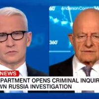VIDEO: James Clapper Sounds Nervous After Criminal Probe Opens – And Documents Reveal His Role in Attempted Coup