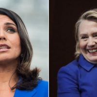 HUH? Now the Fake News Claims Hillary Clinton DIDN'T Say Tulsi Gabbard is Being 'Groomed' by Russia