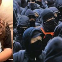 VIDEO: ANTIFA Terrorists Turn Climate Change Rally into Violent Hate Fest Against Police