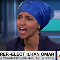 Ilhan Omar's ingratitude to the country that gave her refuge knows no bounds.
