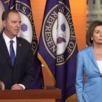 Pelosi and Schiff Travel to Jordan to Undermine President Trump in Shadow Diplomacy — Violate Logan Act — Should Be Immediately Arrested Upon Returned