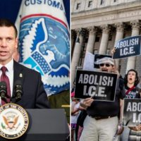 Acting DHS Secretary Mobbed by Angry Leftist Protesters, Forced Off Stage at Migration Event