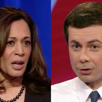 Harris Blasts Buttigieg as 'Naïve' for Comparing LGBTQ Discrimination to Black Civil Rights Struggles
