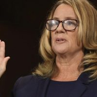 UNREAL: Far-Left ACLU Gives 'Courage Award' to Kavanaugh Accuser Christine Blasey Ford