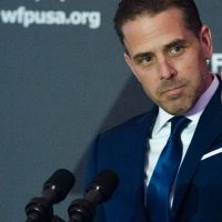 DNA Tests Confirm Hunter Biden Fathered Arkansas Baby While Dating Brother's Widow