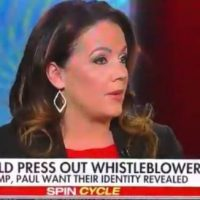 Plot thickens the day after Mollie Hemingway outed so-called whistleblower on Fox News