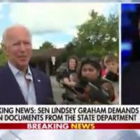 Lindsey Graham Demands Full Transcripts of Calls Between Joe Biden and Former Ukrainian President Poroshenko (VIDEO)