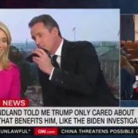 OMG! Chris Cuomo Tries to Take Down Trump in Live-TV Cellphone Stunt – FAILS MISERABLY! (VIDEO)