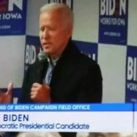 Biden takes on internet meme: I'm not a child molester!