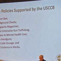 US Catholic Bishops Endorse Gun Control Manifesto