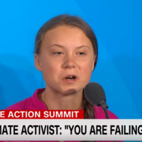 Greta Thunberg paints her German train ride as cattle car deal, actually rode first class