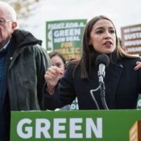 Biden Calls Marijuana 'Gateway Drug.' Ocasio-Cortez Blasts Him.