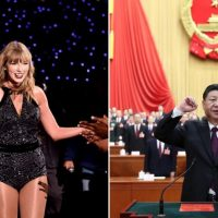 Sell-Out Taylor Swift Performs for Chinese Communist Corporatists While Blood is Spilled in Hong Kong