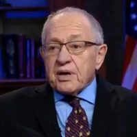 "Law Professor Alan Dershowitz: Democrats Are ""Searching For A Crime"" To Impeach Trump Over (VIDEO)"