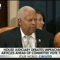 Dem rep cites Trump's height, 'big chair' as reasons for impeachment
