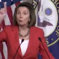 Pelosi Orders Democrats To Pretend They Are 'Being Serious' After Impeachment Vote