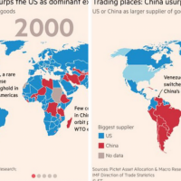 China Rising: The Red Dragon Surpasses America as Dominant Exporter