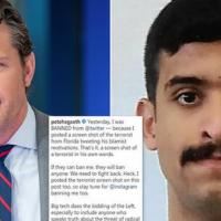 Fox News Host Banned From Twitter for Sharing Pensacola Terrorist's Manifesto