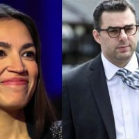 Disgraced Former Republican Justin Amash Plots with AOC on Day of Impeachment Vote
