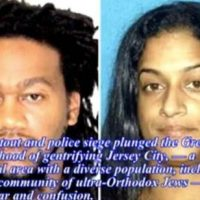 "BREAKING: Jersey City Shooters Identified, David Anderson and Francine Graham Members of Antisemitic, Violent ""Black Hebrew Israelites"" Cult"