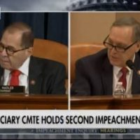 FIREWORKS at Sham Impeachment Hearing: Lawless Democrats Led by Jerry Nadler REFUSE GOP Lawmakers' Right to Hold Minority Hearing Day (VIDEO)