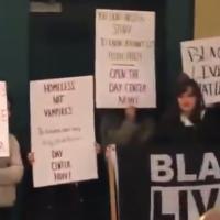 Even Buttigieg's Black Lives Matter Protesters Are White (VIDEO)