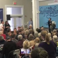 VIDEO: Mayor Pete defends abortion to NH 7-year-old