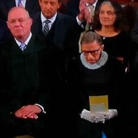 Ruth Bader Ginsburg: Would You Rather Be Governed by Madison and Hamilton or Me?