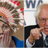 #NeverWarren Trends on Twitter as Civil War Between Bernie and Pocahontas Heats Up