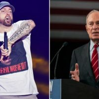 Washed Up Rapper Eminem Releases Music Video Pushing Bloomberg-Funded Gun Control Groups