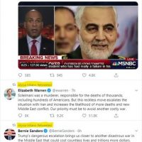 Hollywood Leftists respond to Soleimani's death by attacking America