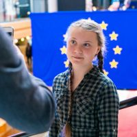 Eco-Tyrant Greta Thunberg Attempts to Trademark Her Name So She Can Threaten and Sue Critics