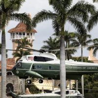 TERROR AT MAR-A-LAGO: Shots Fired as Suspects Blow Through Barricades in SUV at Trump's Resort