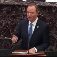 Schiff Jokes About Imprisoning Senators for Not Paying Attention to House Managers in Impeachment Trial