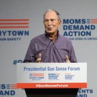'Mini' Mike Bloomberg starts making a name for himself in the campaign