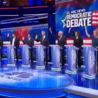 Democrats Worry As Upcoming Debate Will Feature Only White Candidates